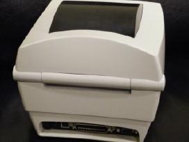Zebra Tlp2844 lipdukų spausdintuvas - nuotraukos Nr. 3