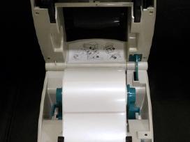 Zebra Tlp2844 lipdukų spausdintuvas - nuotraukos Nr. 4