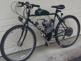 Motorinio dviračio variklis 80cc Tik 78 eur