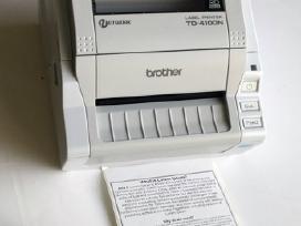 Brother Td-4100n Lan etikečių spausdintuvas