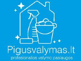 Naujiena! Įrangos Nuoma ! Valymo Paslaugos