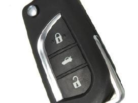 Toyota raktas, Toyota raktai, Toyota raktu gamyba