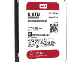 WD Red 8TB - nuotraukos Nr. 4