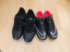 Nike Cortez ir Nike Mercurial