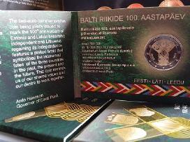 Estijos valstybės atkūrimo 100-čiui 2 € kortelėje - nuotraukos Nr. 2