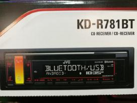 JVC Kd-r781bt Bluetooth - nuotraukos Nr. 2