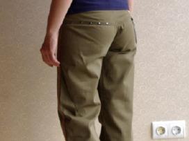 Chaki kelnės Only Jeans 32 - nuotraukos Nr. 4
