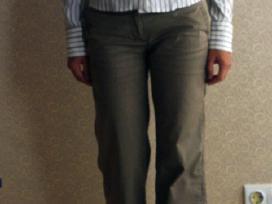 Dryžuotos kelnės Bovona 34 dydis - nuotraukos Nr. 4
