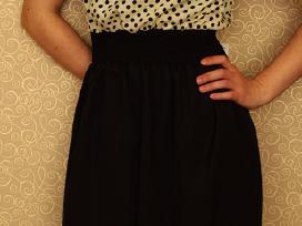 Suknelė su taškučiais S/m - nuotraukos Nr. 3