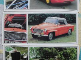 Automobiliai atvirukai - nuotraukos Nr. 2