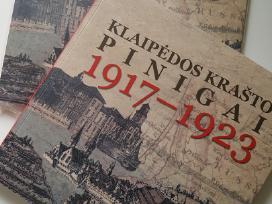 Knyga, Klaipėdos krašto pinigai 1917 - 1923