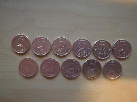Norvegiskos 5 oriu monetos