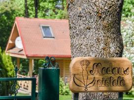 Medaus pirtelė Trakų r. - 2-4 žm.prie ežero - nuotraukos Nr. 2