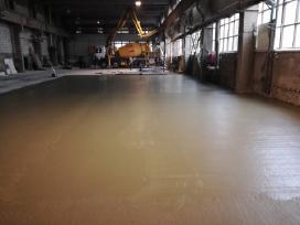 Pramoniniu grindu betonavimas ir smėlbetonis - nuotraukos Nr. 3