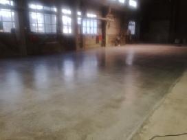 Pramoniniu grindu betonavimas ir smėlbetonis - nuotraukos Nr. 4