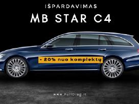 MB star C4 Sd Connect Mercedes Benz