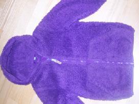 Huppa džemperis-striukė Mimm mergaitei.