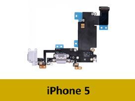 Originalios iPhone 5 dalys (šleifai, kameros, kt.)