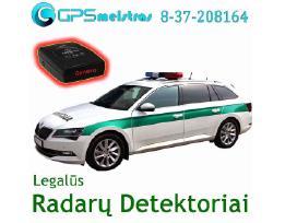 Išbandykite nemokamai radarų detektorius Genevo