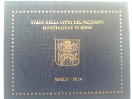 Vatikano euro monetų rinkiniai - nuotraukos Nr. 2