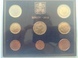 Vatikano euro monetų rinkiniai