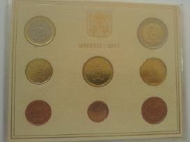 Vatikano euro monetų rinkiniai - nuotraukos Nr. 3