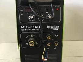 Suvirinimo aparatas Longweld Mig-315it - nuotraukos Nr. 2