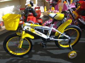 Nauji vaikiški dviračiai už patrauklią kaina