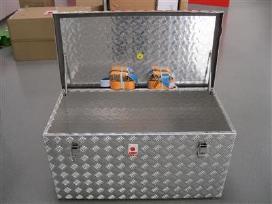 Aliuminės transportavimo dėžės Jumbo