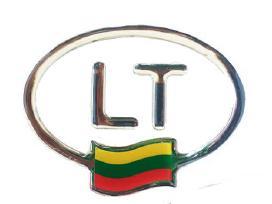 Lietuviška atributika automobiliams