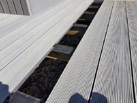 Wpc terasinės lentos pagal kliento matmenis ! - nuotraukos Nr. 4