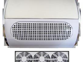 Dulkių surinkėjas su 3 ventiliatoriais - nuotraukos Nr. 3