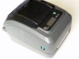 Zebra Gx430t etikečių spausdintuvas WiFi! Naujas!