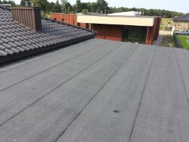 Plokščių stogų dengimas ir su prilydoma danga,skar - nuotraukos Nr. 2