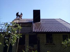Plokščių stogų dengimas ir su prilydoma danga,skar - nuotraukos Nr. 4