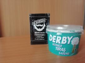 Derby - skutimosi muilas