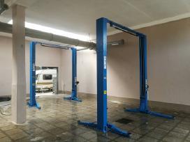 2 kolonų elektrohidraulinis keltuvas – 4000 kg