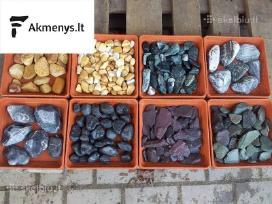Dekoratyviniai akmenys ir skalda Šiauliuos pigiau!