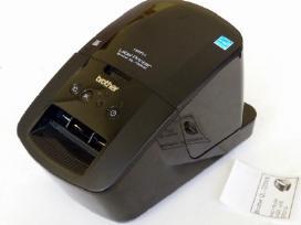 Etikečių spausdintuvas Brother Ql-720nw WiFi - nuotraukos Nr. 2