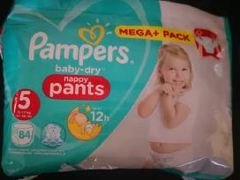 Pampers Baby Dry Giga+pack ir kt pampers