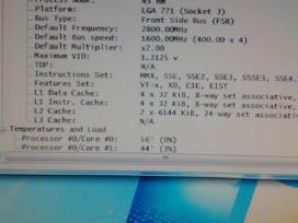 Naudotas procesorius E5462 - nuotraukos Nr. 2