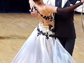 Sportinių šokių suknelė Jauniai II E6 D