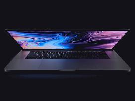 """Naujas ir naudotas 2018 MacBook Pro 15"""""""