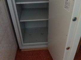 Kokybiškas Šarvuotas seifas 320 kg svorio! - nuotraukos Nr. 4