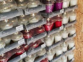 Urmu kapų žvakės, Gėlių kompozicijos kapams!