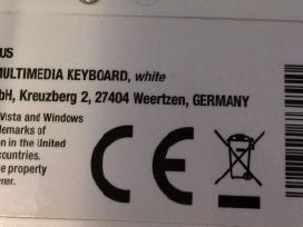 Speed-link Verdana kompiuterio klaviatūra, balta - nuotraukos Nr. 4