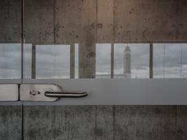 Stiklo konstrukcijos Norvegijoje / Švedijoje