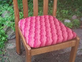 6 tvirtos ąžuolinės kėdės - nuotraukos Nr. 2