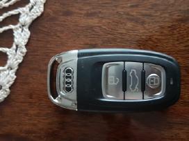 Audi raktas A4 A5 A6 A8 korpusai raktai Pultelis - nuotraukos Nr. 2