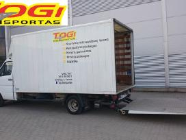 Krovinių pervežimas, perkraustymo paslaugos - nuotraukos Nr. 2